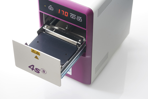 4s3 Semi-Automatic Sheet Heat Sealer